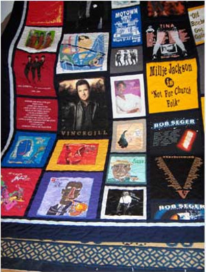 daves quilt